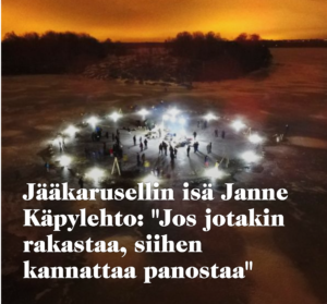 Artikkeli - Janne Käpylehto